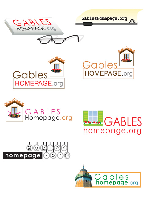 Gables Home Page logo samples