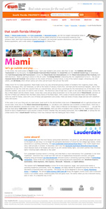 ewm.com Resources / Relocation / That South Florida Lifestyle page